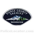 Pierce County Sheriff's Office Patch