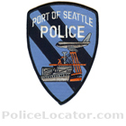 Port of Seattle Police Department Patch