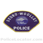 Sedro-Woolley Police Department Patch