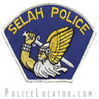 Selah Police Department Patch