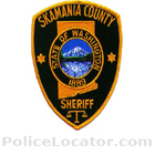 Skamania County Sheriff's Office Patch