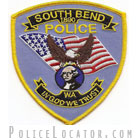 South Bend Police Department Patch