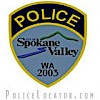 Spokane Valley Police Department Patch