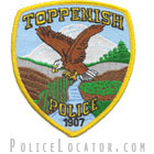 Toppenish Police Department Patch
