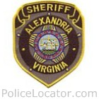 Alexandria Sheriff's Office Patch