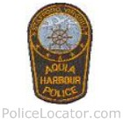 Aquia Harbour Police Department Patch