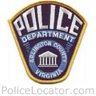 Arlington County Police Department Patch