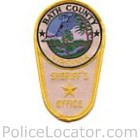 Bath County Sheriff's Office Patch