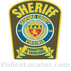 Bedford County Sheriff's Office Patch