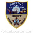 Bristol Sheriff's Office Patch