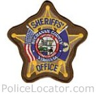 Buchanan County Sheriff's Office Patch