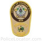 Charles City County Sheriff's Office Patch