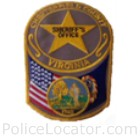 Chesterfield County Sheriff's Office Patch