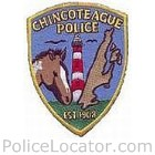 Chincoteague Police Department Patch