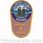 Culpeper County Sheriff's Office Patch