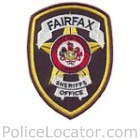 Fairfax County Sheriff's Office Patch