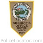 Giles County Sheriff's Office Patch