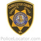 Gloucester County Sheriff's Office Patch