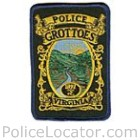 Grottoes Police Department Patch
