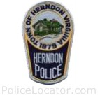 Herndon Police Department Patch