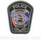 Hopewell Police Department Patch