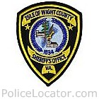 Isle of Wight County Sheriff's Office Patch