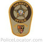 King George County Sheriff's Office Patch
