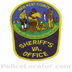 New Kent County Sheriff's Office Patch