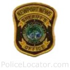 Newport News Sheriff's Office Patch