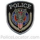 Pocahontas Police Department Patch