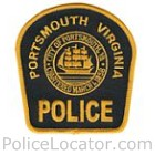 Portsmouth Police Department Patch