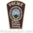 Prince William County Police Department Patch