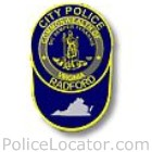 Radford Police Department Patch