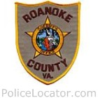 Roanoke County Sheriff's Office Patch