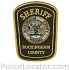 Rockingham County Sheriff's Office Patch