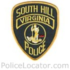 South Hill Police Department Patch