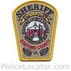 Stafford County Sheriff's Office Patch