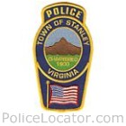 Stanley Police Department Patch
