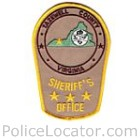 Tazewell County Sheriff's Office Patch