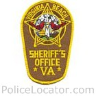 Virginia Beach Sheriff's Office Patch