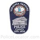 Virginia Capitol Police Patch