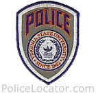 Virginia State University Police Department Patch
