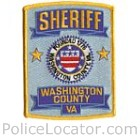 Washington County Sheriff's Office Patch