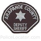 Arapahoe County Sheriff's Office Patch