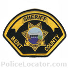 Bent County Sheriff's Office Patch