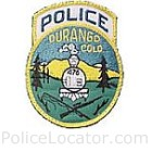Durango Police Department Patch