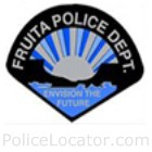 Fruita Police Department Patch
