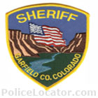 Garfield County Sheriff's Office Patch