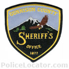 Gunnison County Sheriff's Office Patch