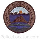 Huerfano County Sheriff's Office Patch
